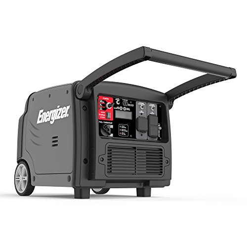 Energizer eZV3200, 2800W Running Quiet Portable Gas Powered Inverter Generator w Electric/Remote Start, CARB (Electric Start Generator Honda compare prices)