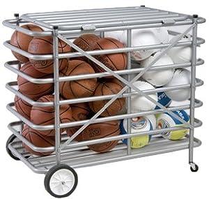 Buy Tandem Sport Single Net Storage Rack (Holds 1 Volleyball Net) by Tandem