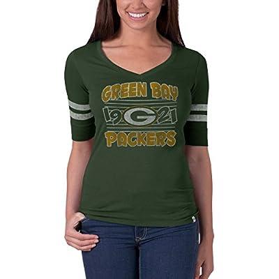 NFL Women's '47 Brand Flanker Stripe Tee