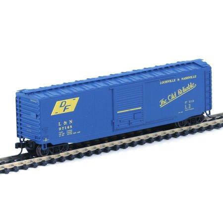 Athearn N Rtr 50' Ps2 Box Ln 1