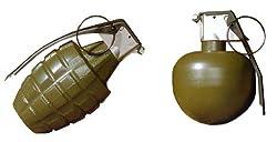 米軍手榴弾MK2・M67