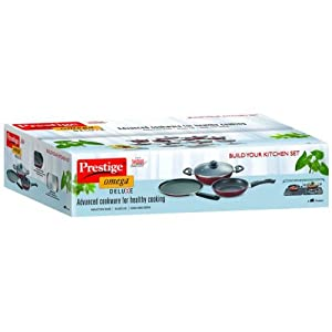 Prestige Non Stick Cookware Set from Amazon India at Flat 37% Off