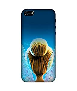 chnno Tinkerbell 3D Printed Back cover for Apple iPhone 5s
