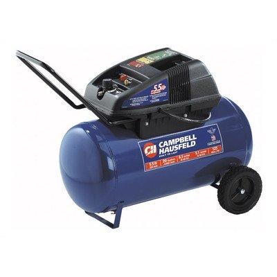 20 Gallon Electric Oil Free Horizontal Air CompressorB0000DD488 : image