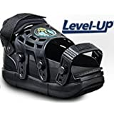 Ergoactives Level-Up Shoe Balancer size Medium and only for shoe sizes (M7-10, W7.5-9). Prevents Slipping. Universal Comp. for All Fracture Boots