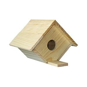 100 Wood Bird House Kit Bulk Pricing