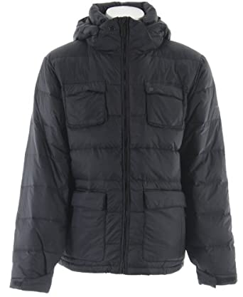 Buy Quiksilver Aero Insulated Ski Snowboard Jacket Black by Quiksilver