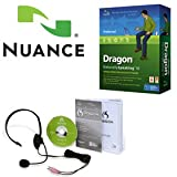 Dragon Naturally Speaking 10 Preferred with Headset - complete package