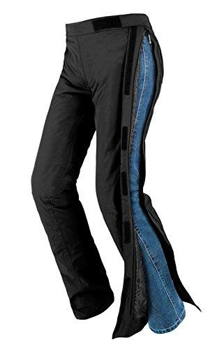 Spidi - Pantaloni da Donna H2OUT Gradus, Nero, XL