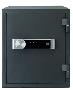 Yale YFM/420/FG2 Large Fire Safe with Digital Lock (1 Hour Protection) W: 35.2cm H: 42cm