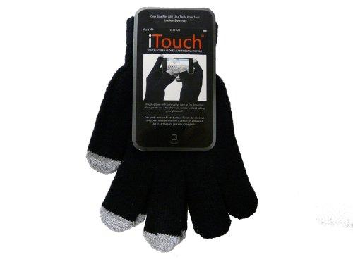 Gants medium pour iPhone ou écran tactile