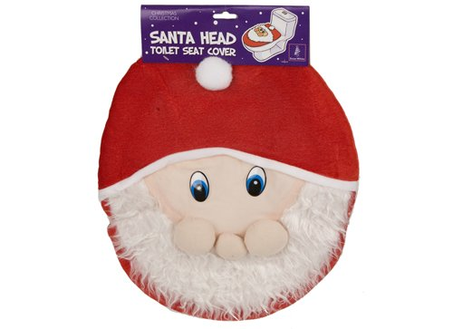 Santa-Head-Christmas-Novelty-Toilet-Seat-Cover-PM75