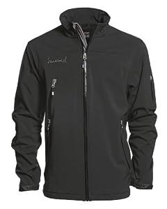 Hummel Advanced Corporate Softshell Men's Jacket - Black, Small
