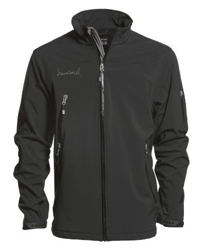 Hummel Corporate Advanced Giacca Softshell da uomo, Nero, S
