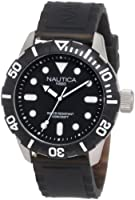 Nautica Men's N09600G South Beach Jelly NSR - 100 Watch by Nautica