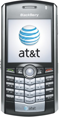 BlackBerry Pearl 8100c Phone, Slate Grey (AT&T)