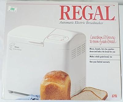 Regal Automatic Bread Maker K6774 by Regal