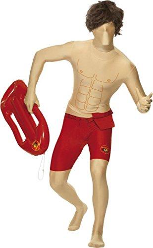 [Baywatch Second Skin Costume Medium] (Baywatch Costume Ebay)