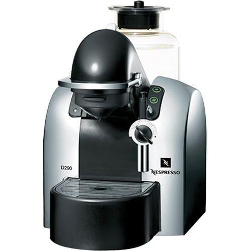 Vacuum Coffee Maker: Nespresso D290 Concept Espresso and Coffeemaker