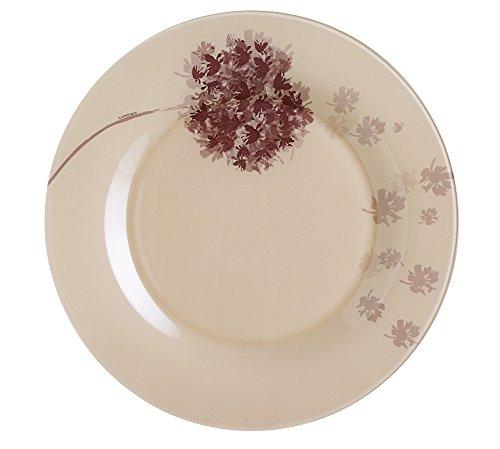 Luminarc-9211910-Lot-de-6-Assiettes--Desserts-Stella-Verre-Chocolat-19-x-19-x-17-cm