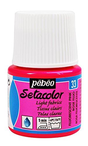 pebeo-setacolor-bote-de-pintura-para-telas-ligeras-45-ml-color-rosa-fluorescente
