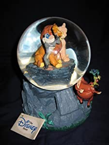 Disney Lion King Snow Globe, Pride Rock by Disney