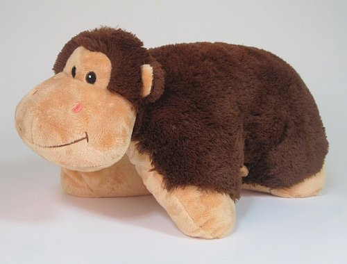 Monkey Pillow Pets 18