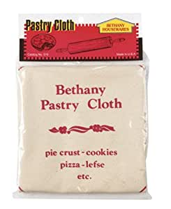 """Bethany Pastry Cloth 19"""" Cotton Shrinkwrapped"""