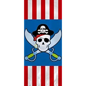 Click to buy Pirate Birthday Party Ideas: 20 Loot Bags from Amazon!