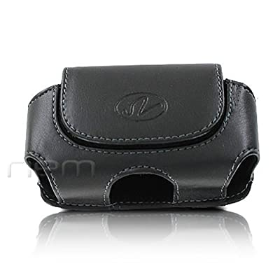 Milan Extra Small Universal Horizontal Cell Phone Case / Pouch / Holster with Belt Loop & Belt Clip