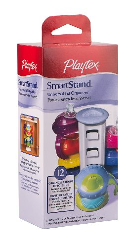 Playtex SmartStand Universal Lid Organizer (Discontinued by Manufacturer)