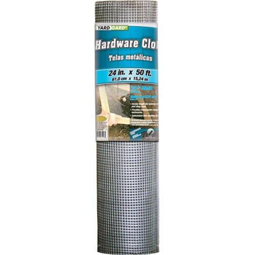 G & B 308247B 24-Inch x 50-Foot 1/4-Inch Galvanized Mesh Garden Cloth (Heavy Duty Wire Mesh compare prices)