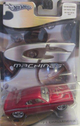 G Machines '71 Dodge Challenger - 1:50 Scale (2005)