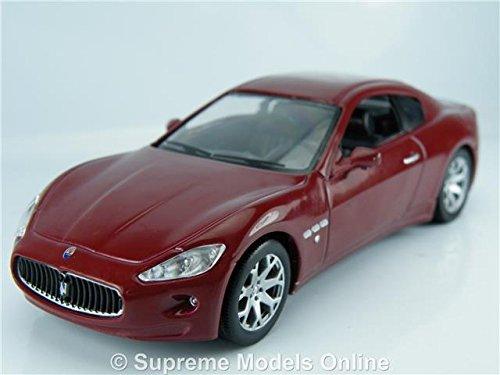 maserati-granturismo-model-car-1-43-scale-maroon-colour-scheme-example-t3412z