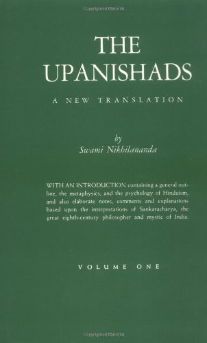 Upanishads, Volume 1
