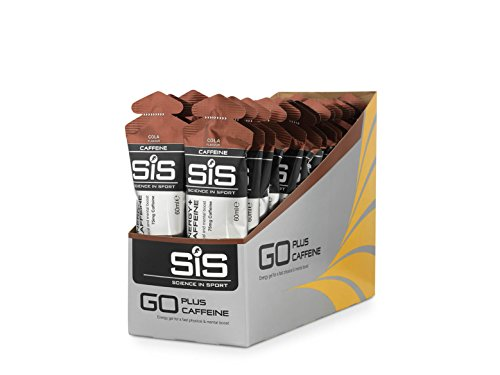 SiS GO Plus Caffeine 30 geles x 60 ml