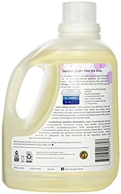 Earth Friendly - ECOS 2X Ultra All Natural Laundry Detergent Magnolia & Lily