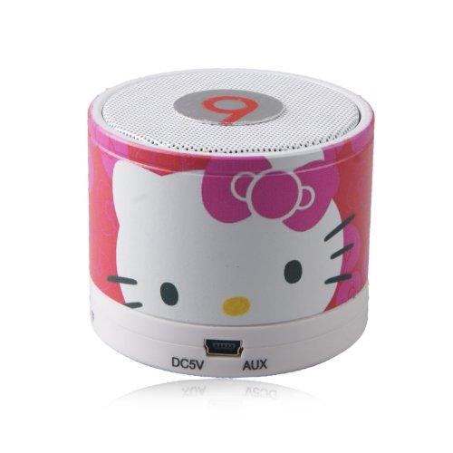 Beats by Dr. Dre S10 speaker Classic Bluetooth Wireless Speaker cute hello kitty voice speaker Rechargeable Battery