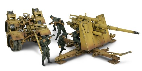 Buy Low Price Panache Place Unimax forces of Valor 1:32 Scale German 88Mm Flak Gun D – Day Series Figure (B001NXWWAY)
