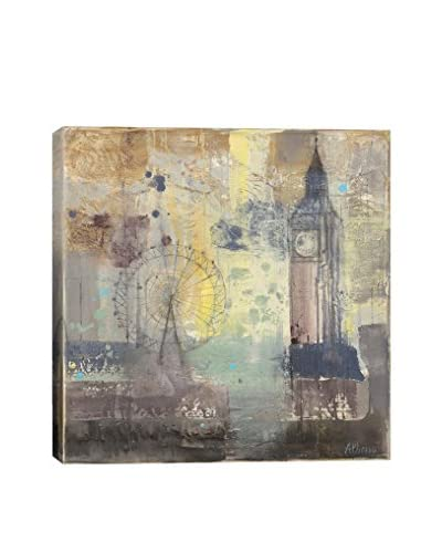 Big Ben Gallery Wrapped Canvas Print