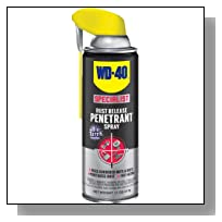 WD-40 300007 Specialist Rust Release Penetrant Spray, 11 oz. (Pack of 1)