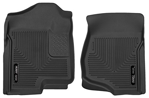 Husky Liners Custom Fit X-act Contour Molded Front Floor Liner for Select Chevrolet/Cadillac/GMC Models (Black) (2007 Chevy Tahoe Floor Liners compare prices)
