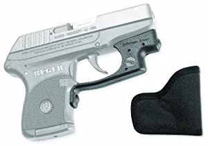Crimson Trace Ruger LCP Laserguard and Free Grovtec Pocket Holster by Crimson Trace