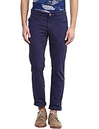 Urban Eagle By Pantaloons Men's Trousers - B01BTTMK62