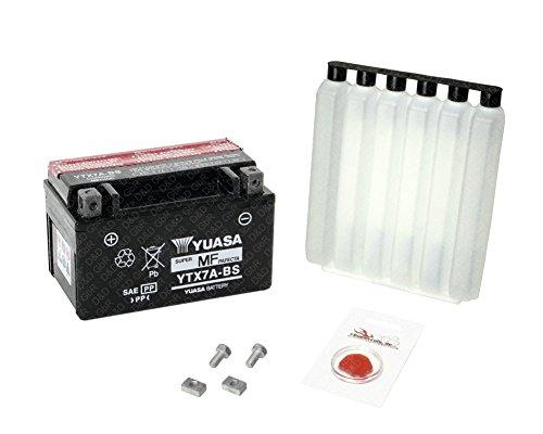 Wartungsfreie YUASA Batterie Rex RS 1000, 2009-2014