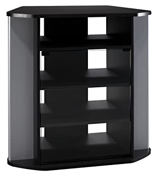 Visions Tall Corner TV Stand