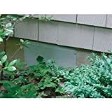 Crawl Space Vent Cover - Grey