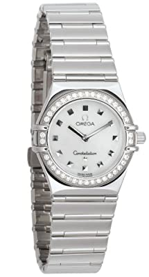 Omega Women's 1475.71.00 Constellation My Choice Diamond Accented Watch