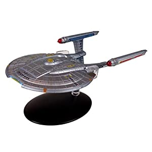 Star Trek Starships Special S.S. Enterprise NX-01 Refit Die-Cast Metal Vehicle with Magazine #6