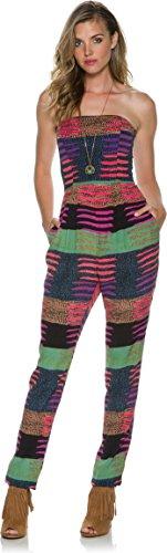 Mara Hoffman Womens Romper S Multicolor